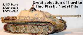 Plastic Model Kits and Accessories